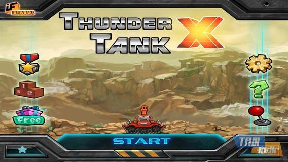 Thunder Tank 2 Ekran Görüntüleri - 5