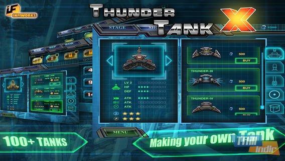 Thunder Tank 2 Ekran Görüntüleri - 4