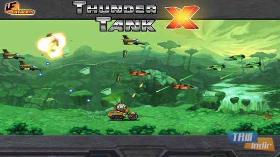Thunder Tank 2 Ekran Görüntüleri - 3