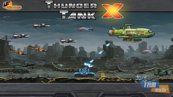 Thunder Tank 2 Ekran Görüntüleri - 2