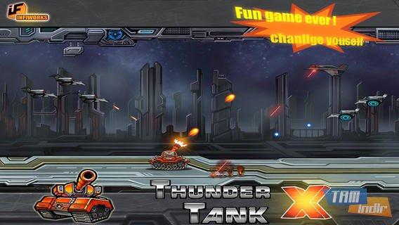 Thunder Tank 2 Ekran Görüntüleri - 1
