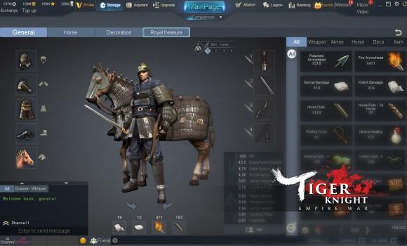 Tiger Knight: Empire War Ekran Görüntüleri - 1