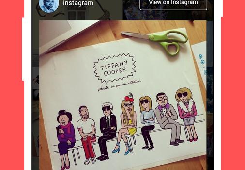 Tiles Instagram Lock Screen Ekran Görüntüleri - 4