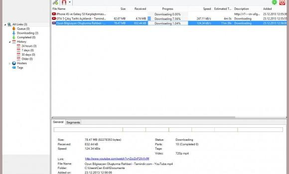 Tiny Downloader Ekran Görüntüleri - 2