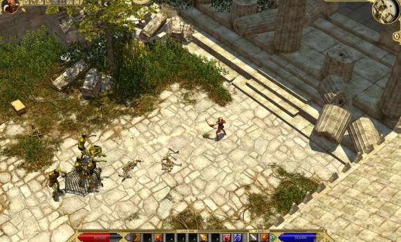 Titan Quest Anniversary Edition Ekran Görüntüleri - 2