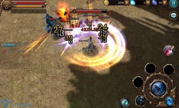 Titan Warrior Ekran Görüntüleri - 1