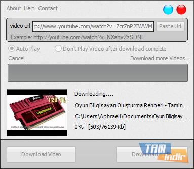 Tmib Video Download Ekran Görüntüleri - 1