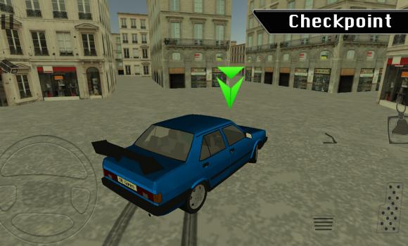 Tofaş Şahin Simülatör 3D Ekran Görüntüleri - 3