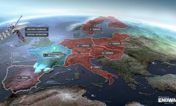 Tom Clancy's EndWar Online Ekran Görüntüleri - 9