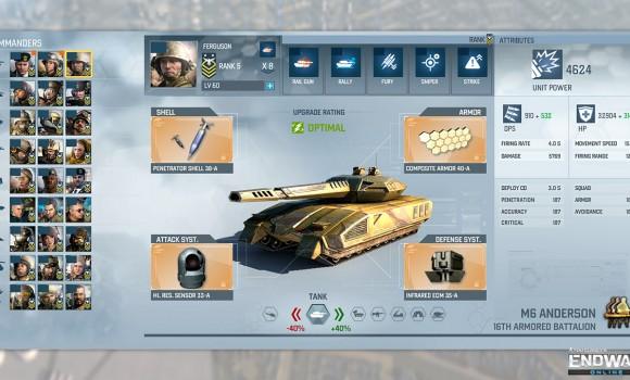 Tom Clancy's EndWar Online Ekran Görüntüleri - 7