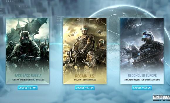 Tom Clancy's EndWar Online Ekran Görüntüleri - 6