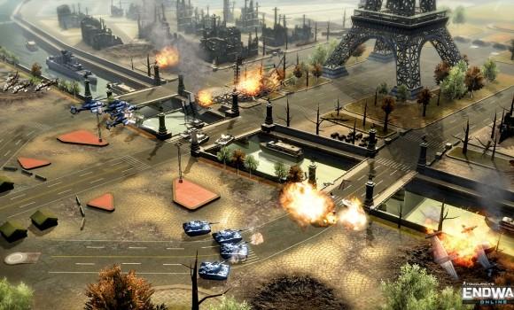 Tom Clancy's EndWar Online Ekran Görüntüleri - 3