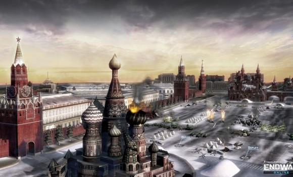 Tom Clancy's EndWar Online Ekran Görüntüleri - 2