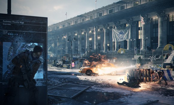 Tom Clancy's The Division Ekran Görüntüleri - 3