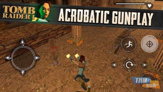 Tomb Raider I Ekran Görüntüleri - 5