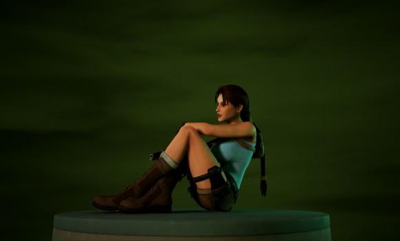 Tomb Raider - The Dagger of Xian Ekran Görüntüleri - 24
