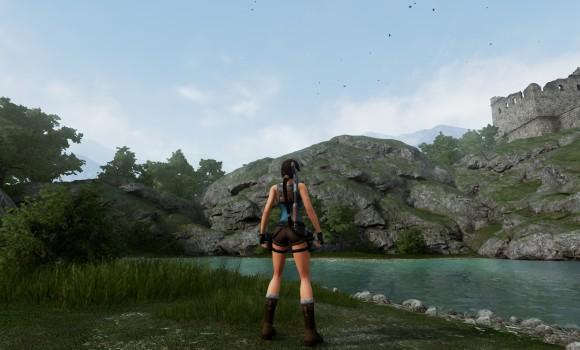 Tomb Raider - The Dagger of Xian Ekran Görüntüleri - 12