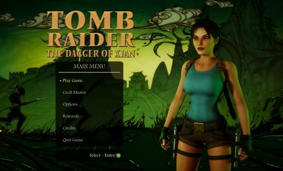 Tomb Raider - The Dagger of Xian Ekran Görüntüleri - 15
