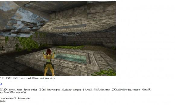 Tomb Raider Web Ekran Görüntüleri - 5