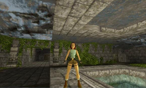Tomb Raider Web Ekran Görüntüleri - 2