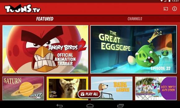 ToonsTV: Angry Birds Video App Ekran Görüntüleri - 4