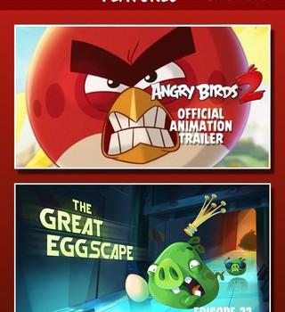ToonsTV: Angry Birds Video App Ekran Görüntüleri - 5