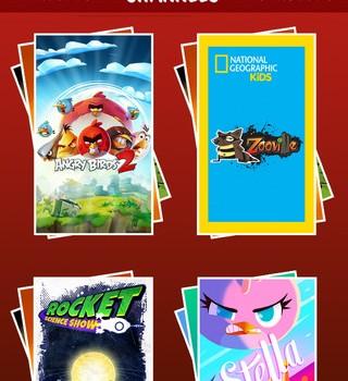 ToonsTV: Angry Birds Video App Ekran Görüntüleri - 2