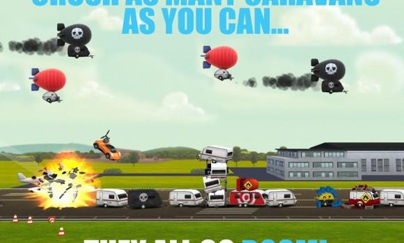 Top Gear: Caravan Crush Ekran Görüntüleri - 2