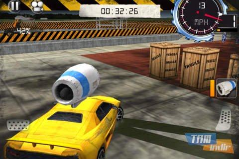 Top Gear: Stunt School Ekran Görüntüleri - 1