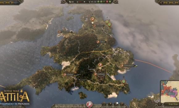 Total War: ATTILA Ekran Görüntüleri - 5