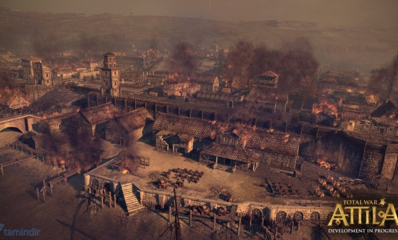 Total War: ATTILA Ekran Görüntüleri - 3