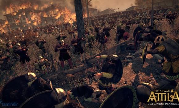 Total War: ATTILA Ekran Görüntüleri - 1