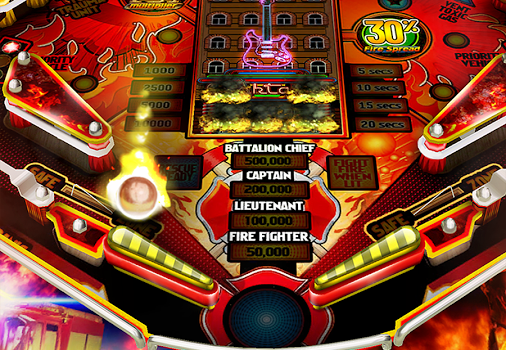 Tough Nuts Pinball Ekran Görüntüleri - 3