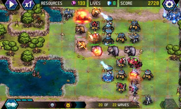 Tower Defense: Infinite War Ekran Görüntüleri - 1
