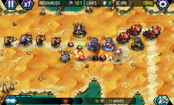 Tower Defense: Infinite War Ekran Görüntüleri - 2