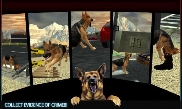 Town Police Dog Chase Crime 3D Ekran Görüntüleri - 4