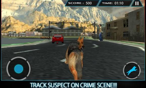 Town Police Dog Chase Crime 3D Ekran Görüntüleri - 3