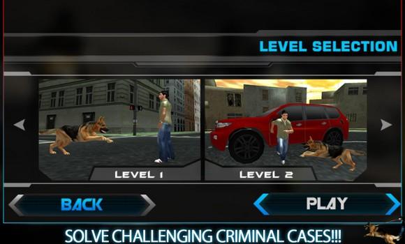 Town Police Dog Chase Crime 3D Ekran Görüntüleri - 1