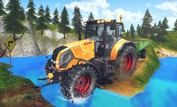 Tractor Driver Cargo 3D Ekran Görüntüleri - 2