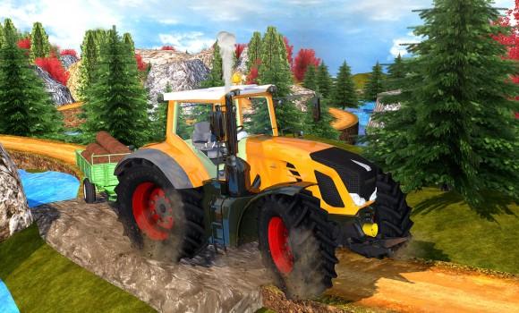 Tractor Hill Driver 3D Ekran Görüntüleri - 3