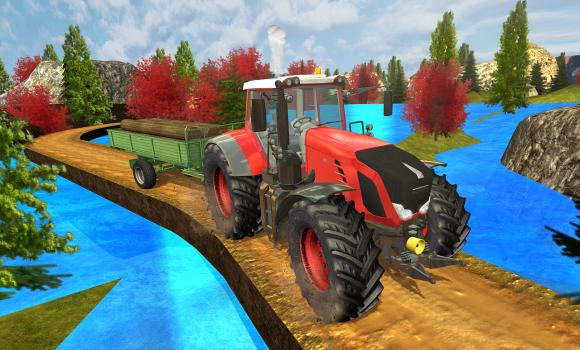 Tractor Hill Driver 3D Ekran Görüntüleri - 1