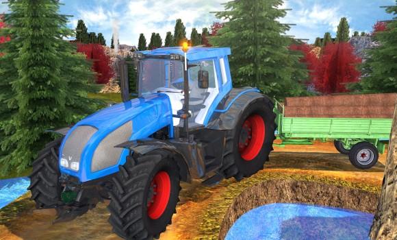 Tractor Hill Driver 3D Ekran Görüntüleri - 2