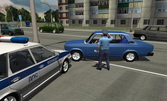 Traffic Cop Simulator 3D Ekran Görüntüleri - 3