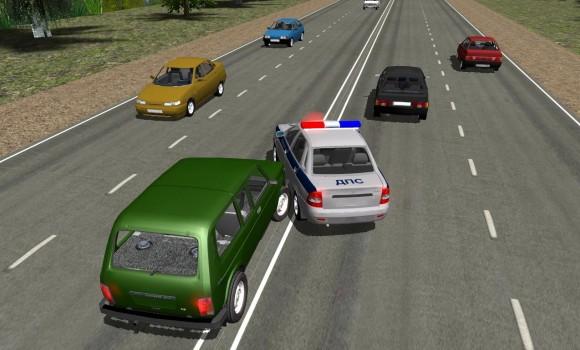 Traffic Cop Simulator 3D Ekran Görüntüleri - 1