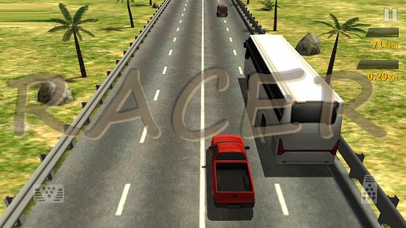Traffic Racer: City & Highway Ekran Görüntüleri - 2