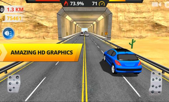 Traffic Smash : Racer's Diary Ekran Görüntüleri - 2