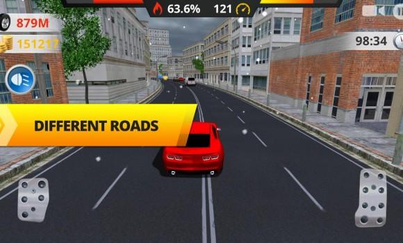 Traffic Smash : Racer's Diary Ekran Görüntüleri - 4
