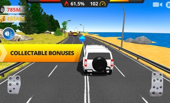 Traffic Smash : Racer's Diary Ekran Görüntüleri - 5