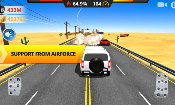 Traffic Smash : Racer's Diary Ekran Görüntüleri - 7