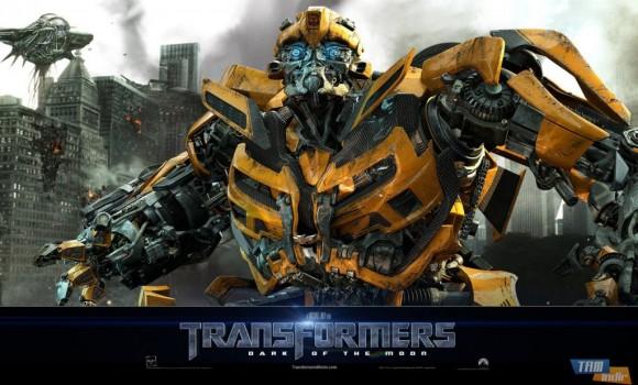 Transformers 3 Teması Ekran Görüntüleri - 3